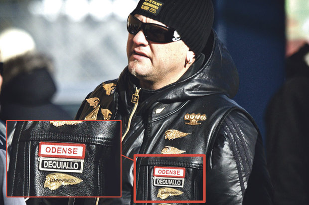 Hells Angels patch meanings