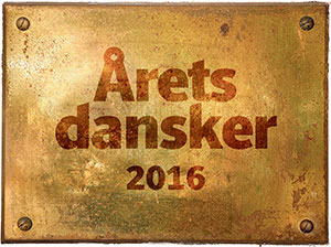 Årets Dansker logo